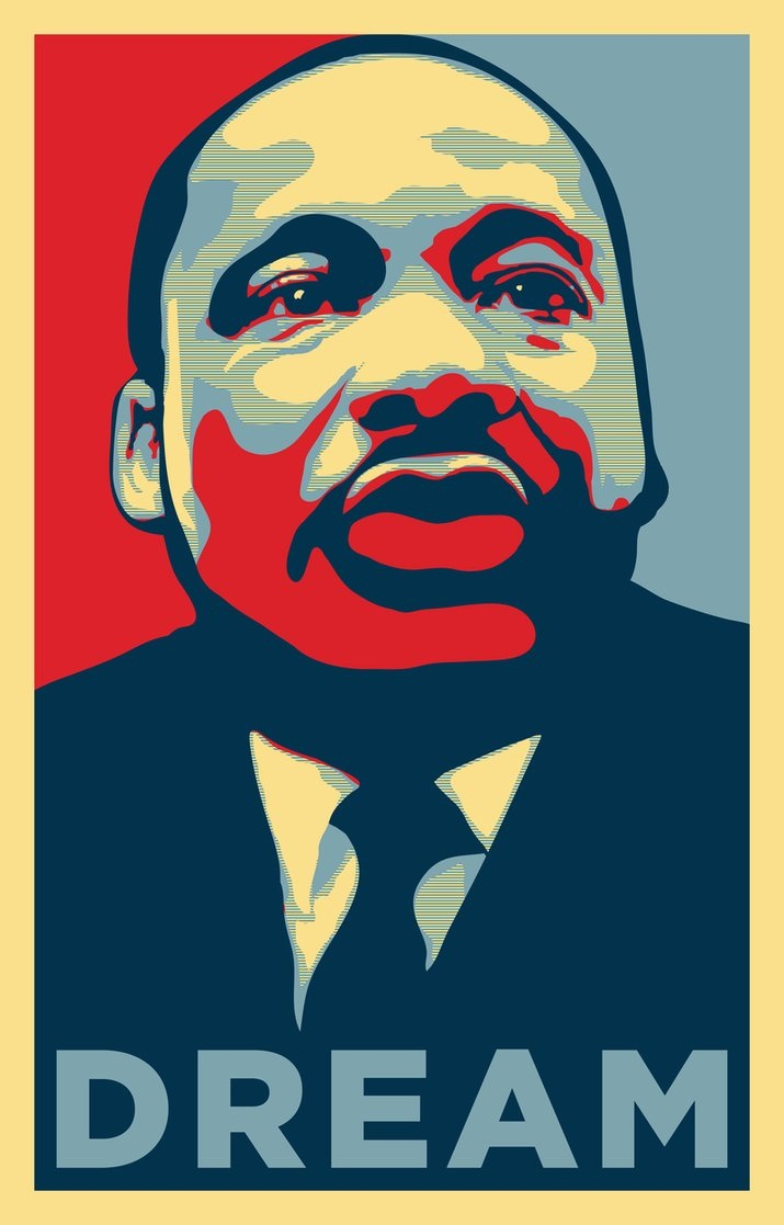 Happy Martin Luther King Jr Day Felicia Fefe Minor