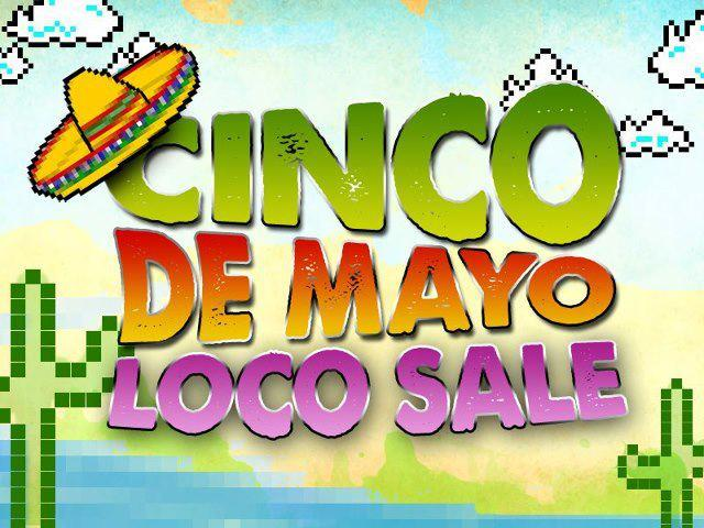 Cinco de Mayo sale from Whitey Tighties