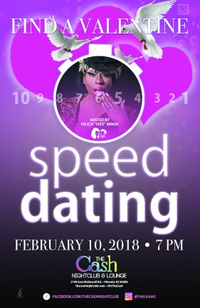 2018-02 The Cash - Find a Valentine Speed Dating